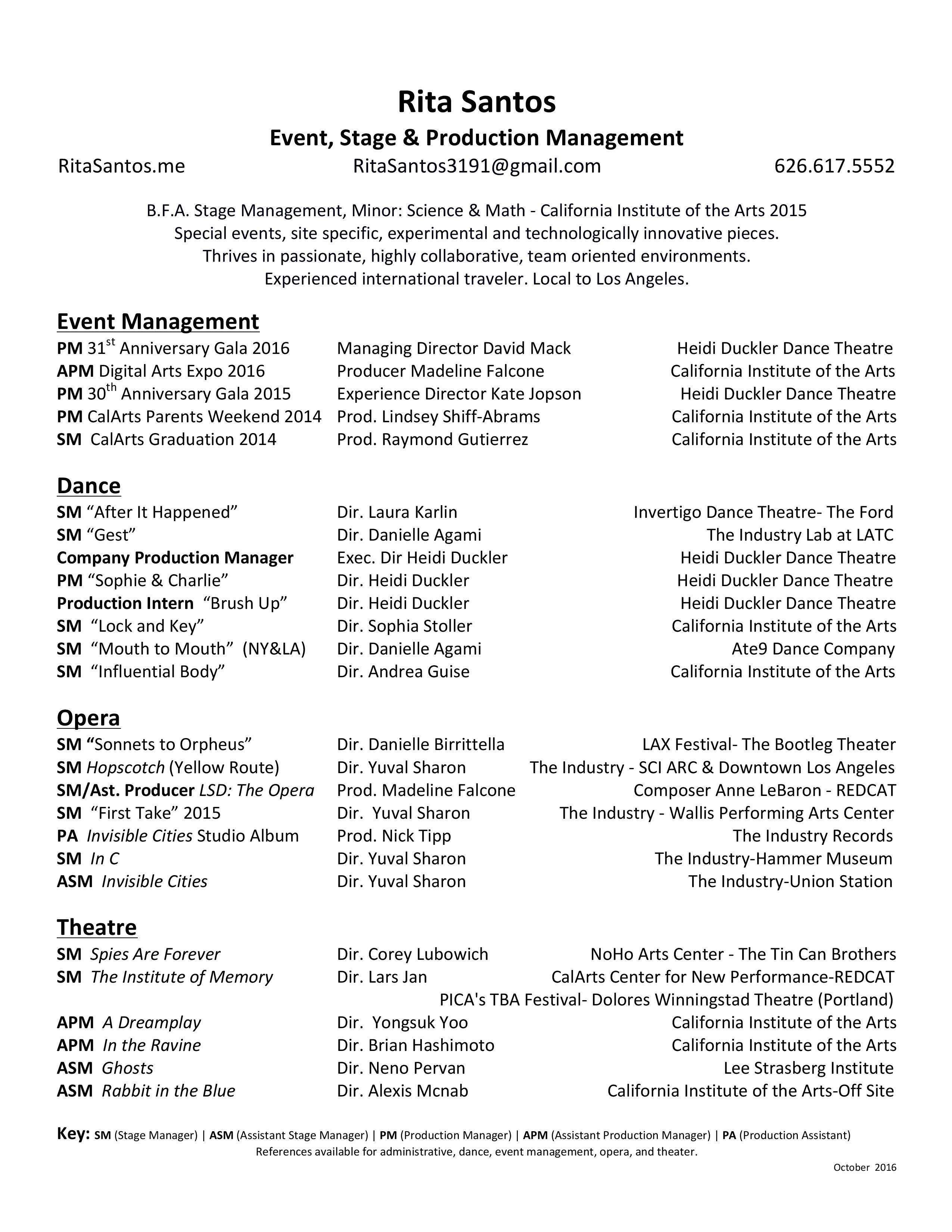 awards for resume